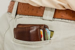 how not to keep your wallet
